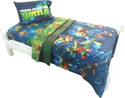 Ninja Turtle Toddler Bed Set by Teenage Mutant Ninja Turtles Toddler Bed Home Design Ideas