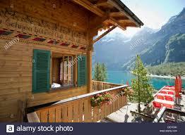 100 Log Cabins Switzerland Chalet At Oeschinensee Oeschinen Lake Bernese Oberland Canton