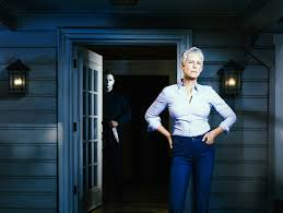 Michael Myers Actor Halloween Resurrection by Jamie Lee Curtis Returns To New U0027halloween U0027 After Iconic Character