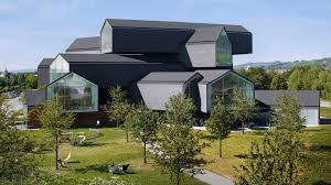 100 German House Design VitraHaus A Design Project On The Swiss Border