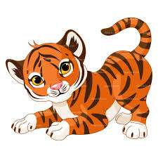 Trending Baby Tiger Clipart 62 About Remodel Clip Art With Baby