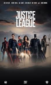 Movie Poster Fonts Typography Typefaces Design Justice League