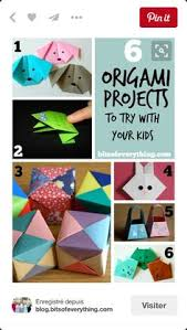 6 Fun Origami Projects