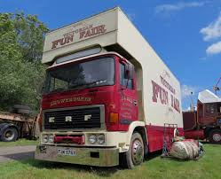 TJM576Y ERF C Series Bond Amusements Victorian Funfair | Flickr