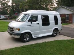 1994 Dodge B250 Conversion Van