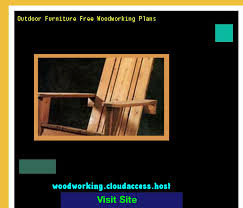 outdoor furniture free woodworking plans 230032 woodworking