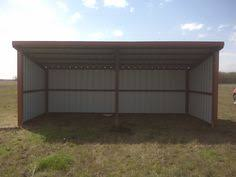 Metal Loafing Shed Kits by 10x20 Loafing Shed Farm Buildings Pinterest Sheds Barn And