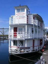 The Newport Belle in the Newport OR harbor Picture of Newport