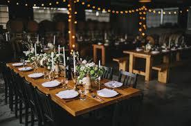 Rustic Bohemian Portland Winery Wedding Emily Anton