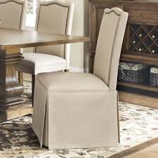 Skirted Parsons Chairs With Arms by Dining Chairs Astonishing Upholstered Parsons Dining Chairs