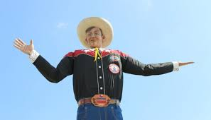 Four Year Old Big Tex An Icon Continuing To Make Texas Proud