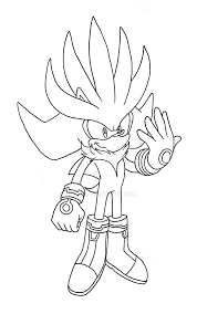 Super Silver BW By ThePandamis On DeviantArt