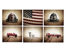 The Fireman Setof 6 Photo Prints, Fireman Themed Decor, Boys Room ... Bedroom Decor Ideas And Designs Fire Truck Fireman Triptych Red Vintage Fire Truck 54x24 Original 77 Top Rated Interior Paint Check More Boys Foxy Image Of Themed Baby Nursery Room Great Images Race Car Best Home Design Bunk Bed Gotofine Led Lighted Vanity Mirror Bedroom Decor August 2018 20 Amazing Kids With Racing Cars Models Other Epic Picture Blue Kid Firetruck Wall Decal Childrens Sticker Wallums