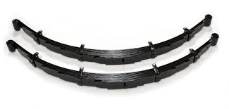 REAR LEAF SPRINGS | 2001-2010 2500HD | 8