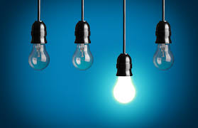 light bulb blue light bulb meaning awesome ideas bright
