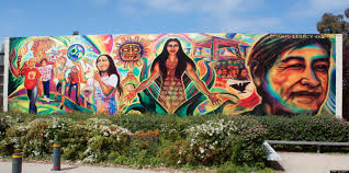 Famous Mexican Mural Artists by 16 Famous Mexican Mural Artists Items Similar To Cat Art