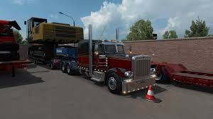 American Truck Simulator SCS 389 Peterbilt Heavy Excavator - YouTube American Truck Simulator For Pc Reviews Opencritic Scs Trucks Extra Parts V151 Mod Ats Mod Racing Game With Us As Map New Alpha Build Softwares Blog Will Feature Weight Stations Madnight Reveals Coach Teases Sim Racedepartment Lvo Vnl 780 On Mod The Futur 50 New Peterbilt 389 Sound Pack Software Twitter Free Arizona Map Expansion Changeable Metallic Skin Update Youtube