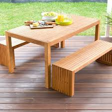 Kmart Porch Swing Cushions by Http Www Kmart Com Au Product 3 Piece Wooden Table And Bench Set