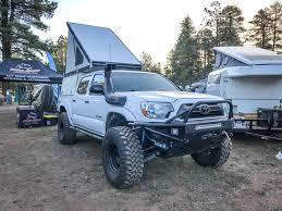 100 Canvas Truck Cap The Lightweight PopTop Camper Revolution GearJunkie