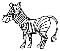 Best Zebra Coloring Page Ideas For Your KIDS