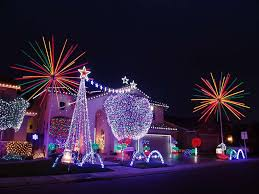 Christmas Tree Lane Turlock Ca by Christmas Lights Holiday Display At 4004 Thornhill Way Modesto