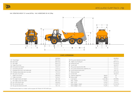 Articulated Dump Track 722 - JCB - PDF Catalogs | Technical ...