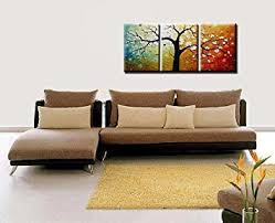 amazon com phoenix decor abstract canvas wall art oil paintings