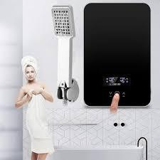 220v 6500w elektronischer warmwasserbereiter durchlauferhitzer mini led vidanis tankless sofortiger durchlauferhitzer für badezimmer küche