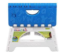 Aqueduck Faucet Extender Canada by Amazon Com Munchkin Folding Step Stool Blue Toilet Training