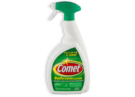 comet cleaner kitchen bathroom cleaner