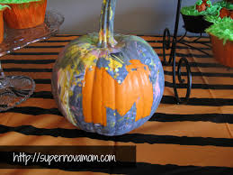 Minnie Mouse Painted Pumpkin by Halloween Archives Supernova Mom