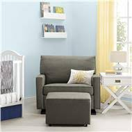 Dorel Rocking Chair With Ottoman by Dorel Living Baby U0026 Kids Gliders U0026 Rockers