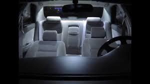 Camry Custom LED Interior Lighting - YouTube