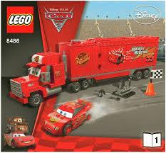 Disney Cars Mack Truck Hauler