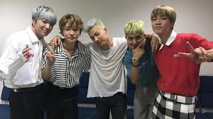 BIGBANG s Taeyang And WINNER Family Love In New s