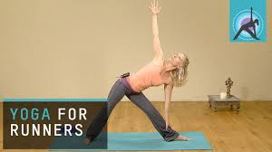Yoga Practice For Runners 20min Sequence