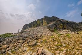 Hiking to Castle Rock Blue Joint Wilderness Study Area RadleyIce