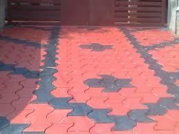 Outdoor Interlocking Floor Tiles Types of Rubber Interlocking