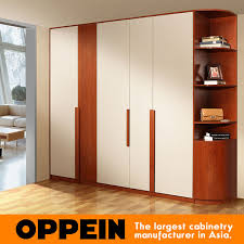 Wholesale New Double Color Wardrobe Design Furniture Bedroom
