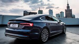 The new 2017 18 Audi A5 Sportback in detail exterior interior