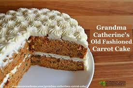 This old fashioned carrot cake recipe with cream cheese frosting is loaded with real carrots and