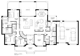 3 Bedroom Ranch Floor Plans Colors Alternate Basement Floor Plan 1st Level 3 Bedroom House Plan With