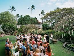 Plantation Gardens Kauai Wedding