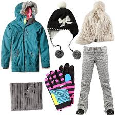 Mountain Style Cute And Functional Gear For The Snow Bunny