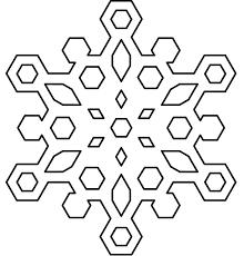 Frozen Elsa Making Snowflakes Coloring Page