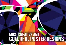 Most Creative And Colorful Poster Designs