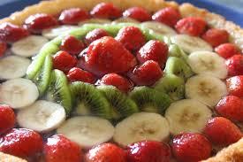 obstkuchen 1 1 erdbeer bananen kiwi ich wurde freund