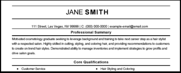 The All Time Best Free Resume Samples