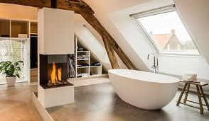 luxus schlafzimmer mit dachschräge einbaukleiderschränken