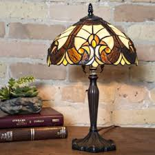 Wayfair Tiffany Table Lamps by Tiffany Style Cat Lamp Wayfair